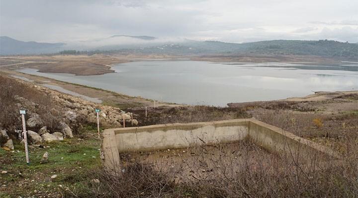Muğla'da kuraklık uyarısı