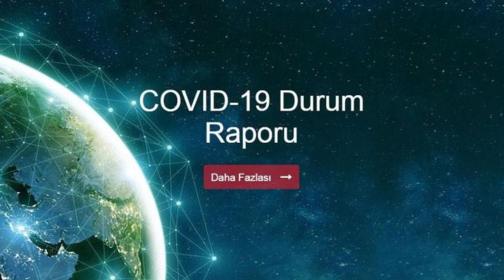 Sağlık Bakanlığı, Covid-19 durum raporu yayınlamayı kesti