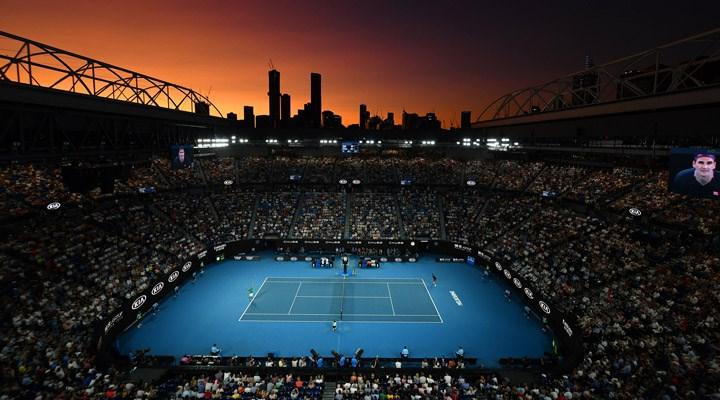 Avustralya Açık Tenis Turnuvası 3 hafta ertelendi