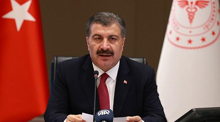 Bilim Kurulu toplantısı sonrası Sağlık Bakanı Koca'dan aşı açıklaması