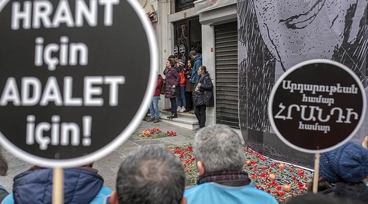Hrant Dink davası yine ertelendi: Duruşma 22 Aralık'ta