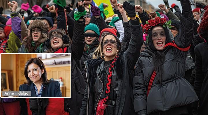 Kadınların kolektif gücü rahatsız etti