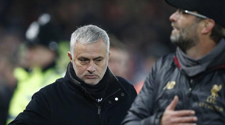Mourinho'dan Klopp'a: Onun gibi davransaydım atılırdım
