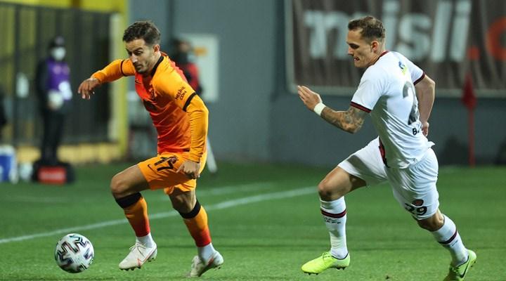 Karagümrük, Galatasaray'ı devirdi