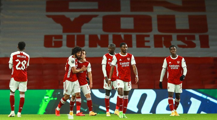 Arsenal'in galibiyet özlemi 7 maça çıktı