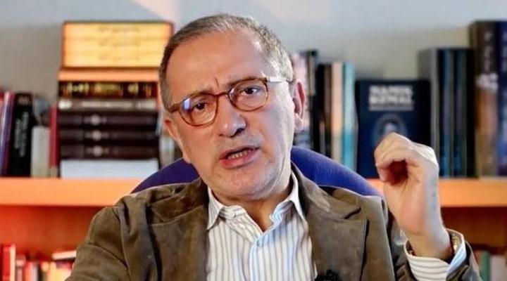 Fatih Altaylı'dan Bakan Koca'ya yanıt: Bana belgeyi Prof. Dr. Sönmez verdi