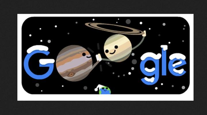 Google'dan 2020 Kışı ve Çifte Ekinoks 'doodle'ı