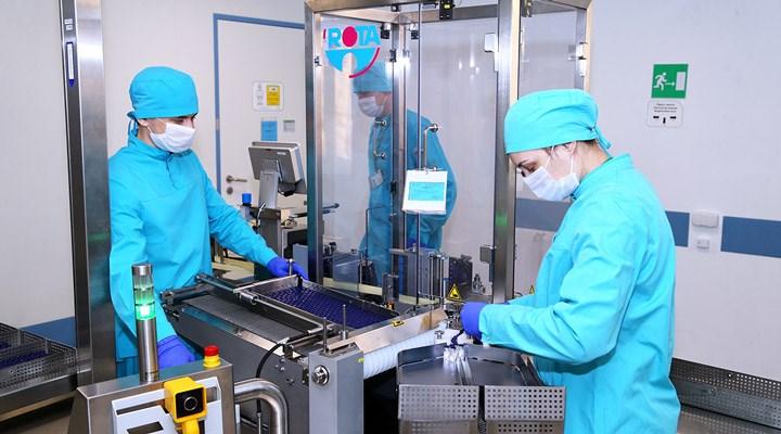 Kazakistan'da Sputnik V aşısının üretimine başlandı