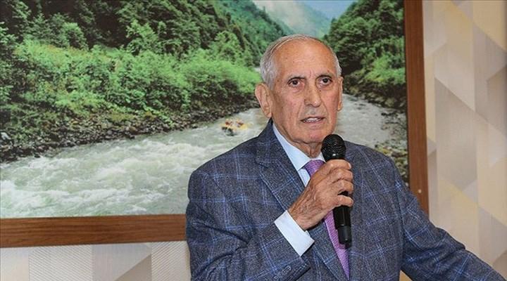 Eski Trabzonspor Başkanı Özkan Sümer hayatını kaybetti