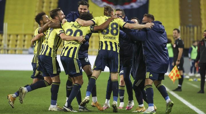 Fenerbahçe için beyaz bir sayfa