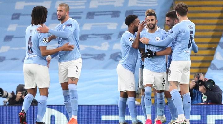 Manchester City, İngiltere Lig Kupası'nda yarı finale yükseldi