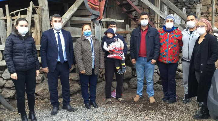 Seyhan Belediyesi'nden Aladağ'daki yurt yangınında çocuklarını kaybeden ailelere destek
