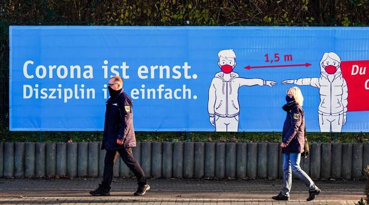 Almanya'da ilk kez mutasyona uğramış koronavirüs vakası tespit edildi