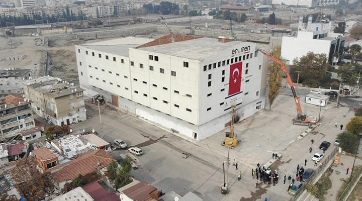 İMO İzmir Şube Başkanı Ayatar: Kenti korumak hepimizin görevi
