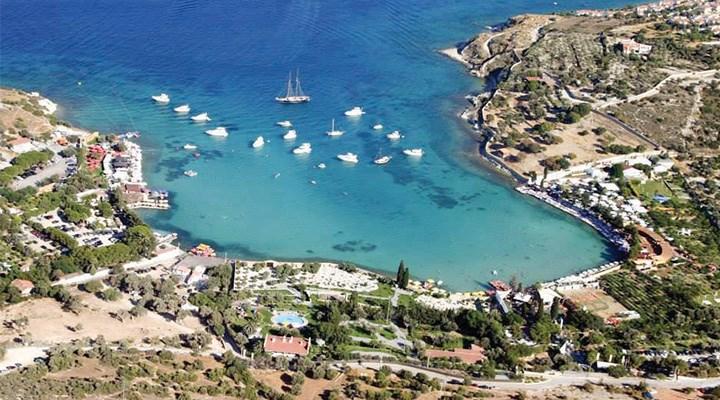İzmir'in kıyıları ranta açılıyor