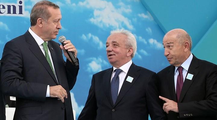 Yandaş 5 inşaat şirketine son 10 yılda 128 vergi indirimi!