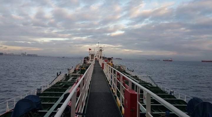 Zeytinburnu'nda esaret gemisi