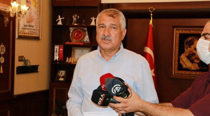 Zeydan Karalar: Adana Büyükşehir Belediyesi'ndeki en düşük işçi maaşı 3 bin 100 lira olacak