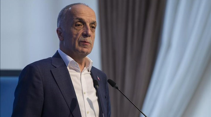 Türk-İş'ten asgari ücret açıklaması: 3 bin liranın üzerinde olmalı