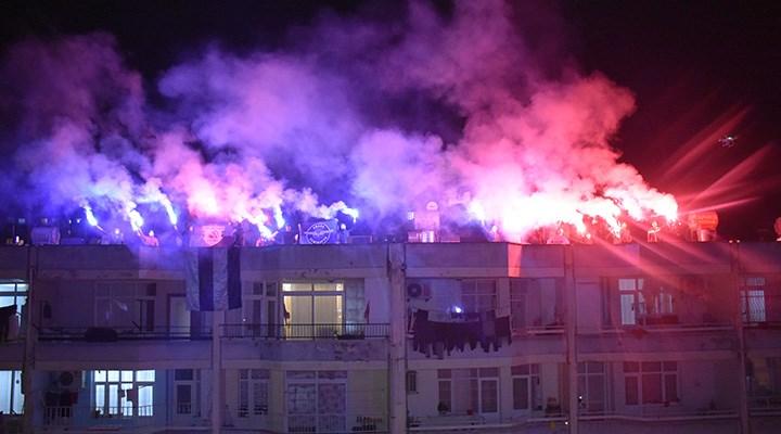 Adana Demirspor taraftarları 80. kuruluş yıl dönümünü evlerinde kutladı