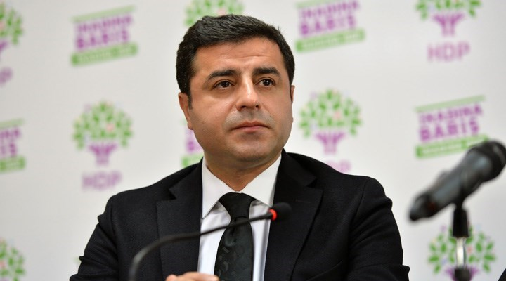 AİHM'in Demirtaş kararı Türkçe'ye çevrildi