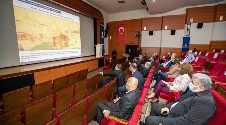 İzmir Büyükşehir Belediyesi, İnciraltı planlarını ele alıyor