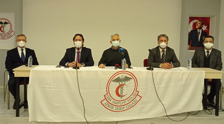 İzmir Tabip Odası: Dr. Şeyhmus Gökalp adil yargılanmalı