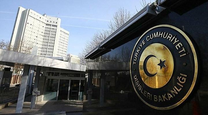 Türkiye Dışişleri'nden Ermenistan'a tepki: Saldırılar ateşkes rejiminin açık ihlalidir