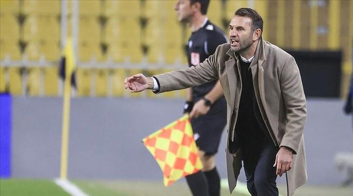 PFDK Okan Buruk'a 5 maç men cezası verdi