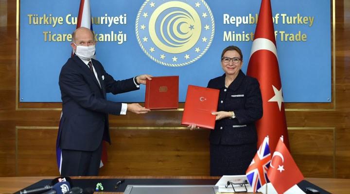 """Türkiye ile Birleşik Krallık arasında anlaşma: """"2,4 milyar dolar zararımız olacaktı"""""""