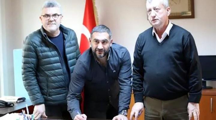 Menemenspor'da Ümit Karan dönemi başladı