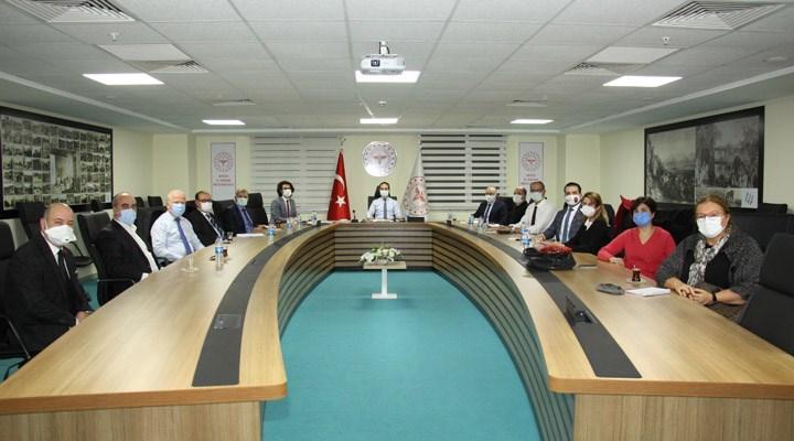 Aydın'da Covid-19 aşısı için kurumlar bir araya geldi