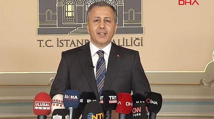 İstanbul Valisi Yerlikaya'dan 'yılbaşı' açıklaması