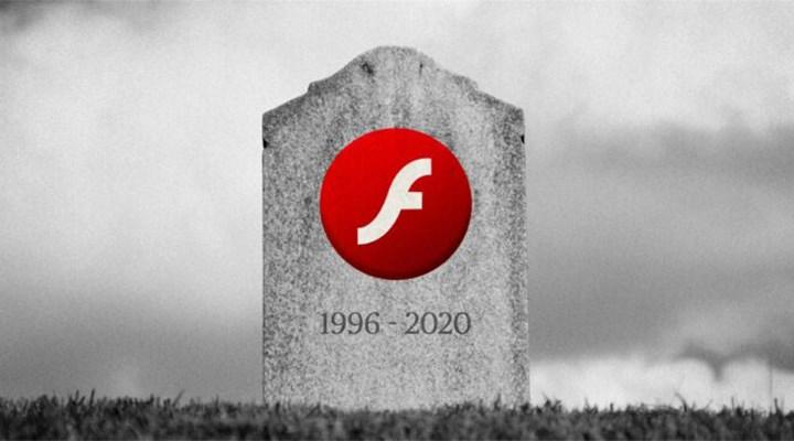 Adobe, Flash Player'ın fişini çekti