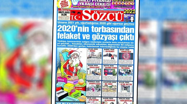 Basın İlan Kurumu, Sözcü'nün haberine Erdoğan incelemesi