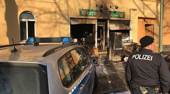 Almanya'da camiye ikinci saldırı