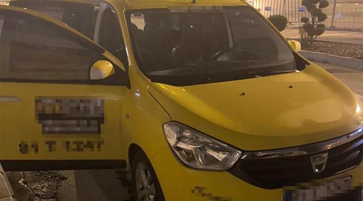 Evlere içki servisi yapan taksiciye 6 bin 150 lira ceza