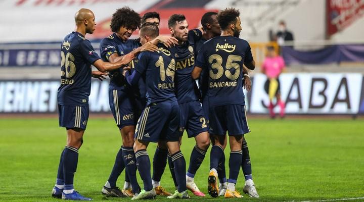 Fenerbahçe, Kasımpaşa deplasmanında rahat kazandı
