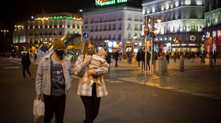 İspanya'da vakalar arttı, bazı bölgelerde ek önlemler alındı