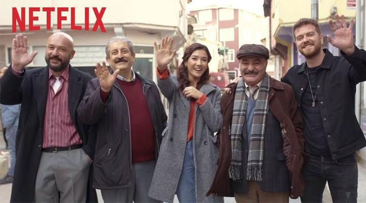 Netflix'in yeni Türk dizisi '50m2'den ilk fragman yayınlandı