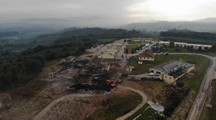 Coşkunlar havai fişek fabrikasında 7 işçinin öldüğü patlamanın davası yarın