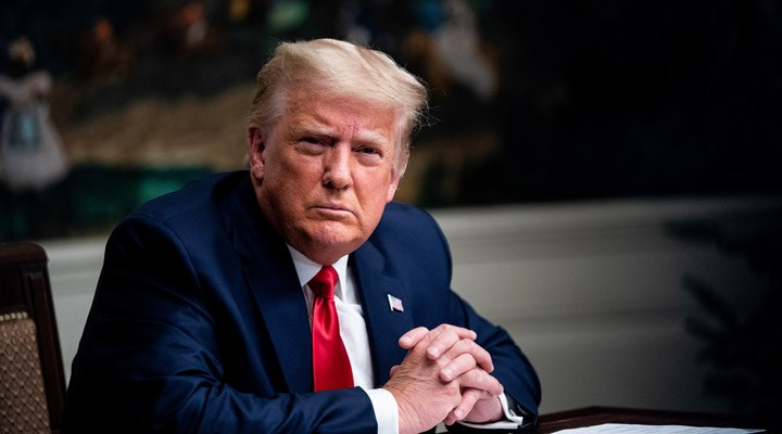 İran'dan Trump hakkında 'kırmızı bülten' talebi
