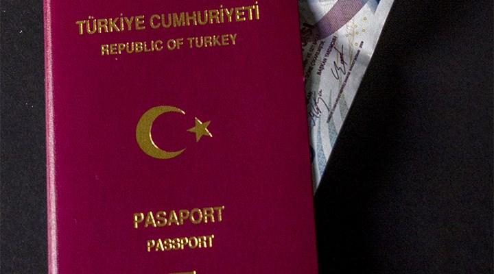 Pasaport bedeli en yüksek ikinci ülke Türkiye