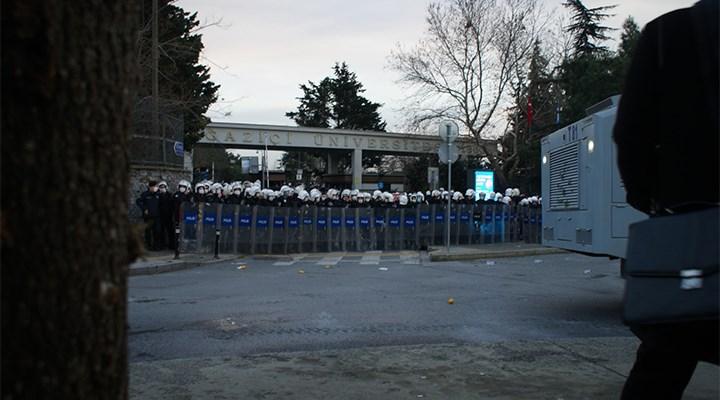 Af Örgütü: Boğaziçi Üniversitesi protestocuları derhal serbest bırakılmalı