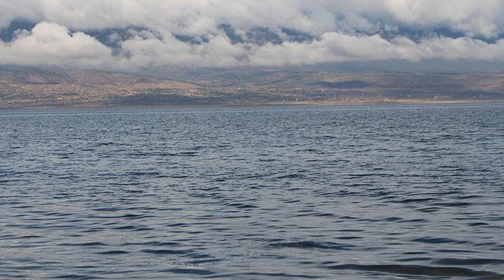 Burdur Gölü çekiliyor: Su kullanımı için uyarı yapıldı