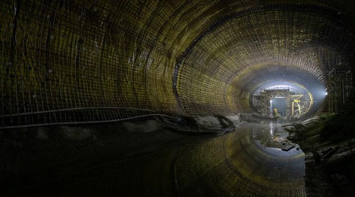 Narlıdere Metrosu'nda ışık göründü