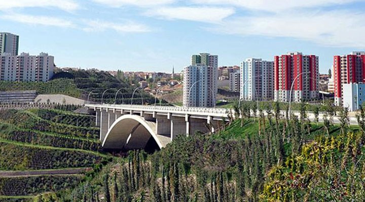 Kuzey Ankara'ya rant 'döşenmiş'