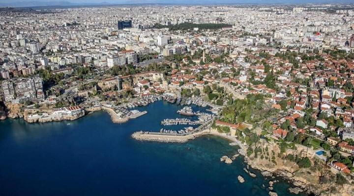Antalya'nın 2020 yılı kent hakkı ihlalleri raporu yayınlandı