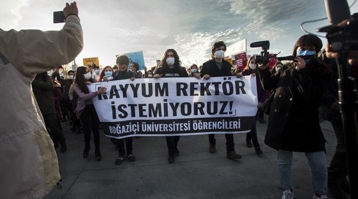 Boğaziçi Üniversitesi'ndeki rektör eylemleri Almanya gündeminde