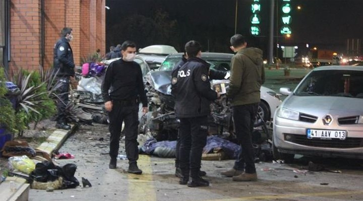 'Bugün ikimiz de öleceğiz' deyip dinlenme tesisine daldı: 1 ölü, 8 yaralı